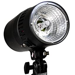 CowboyStudio 110 Watt Photo Studio Lighting Mono Master Strobe/Flash Light
