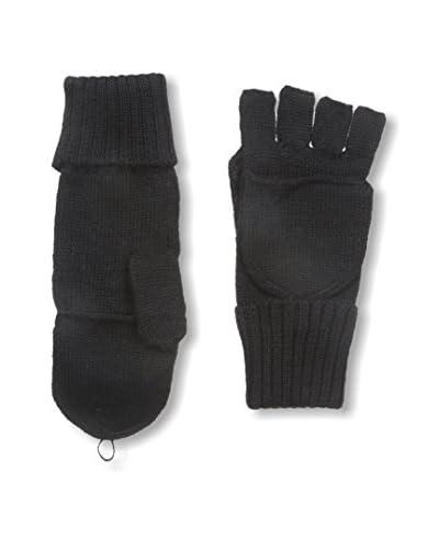 Alicia Adams Alpaca Women's Fingerless Glove, Black