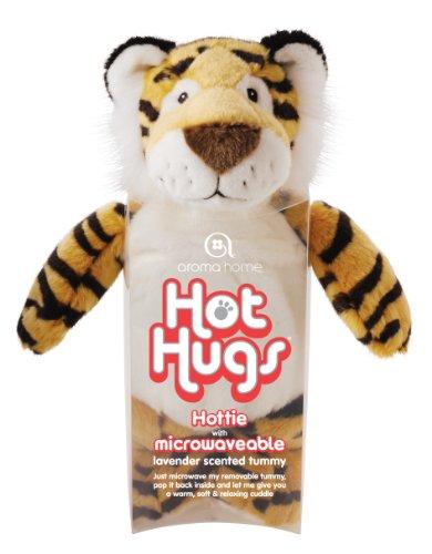 Aroma Home Hot Hugs Microwavable Warmer - Tiger