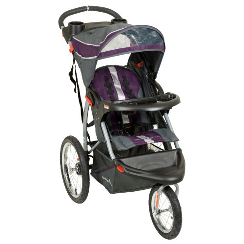 Baby Trend Expedition LX Jogger, Elixer (Only stroller) - 1