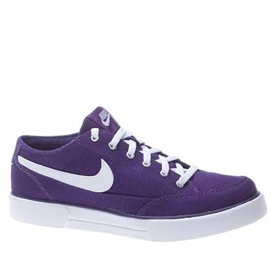 Amazon.com: Nike Trainers Womens Gts 12 Canvas Purple 6 US: Running