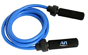 2 lb Blue Heavy Power Jump Rope / Weighted Jump Rope
