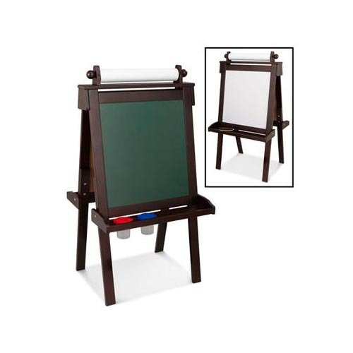 New - Deluxe Wood Easel in Espresso - 62019