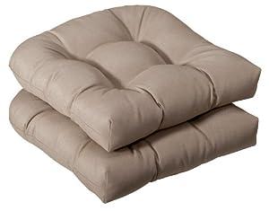 Amazon Pack of 2 Outdoor Patio Furniture Wicker