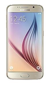 Samsung Galaxy S6 32GB UK SIM-Free Smartphone - Gold