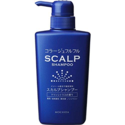 コラージュフルフル スカルプシャンプー マリンシトラスの香り 360mL  (医薬部外品)
