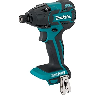 Makita XDT08Z 18V LXT Lithium-Ion Brushless Cordless Impact Driver (Tool Only, No Battery)