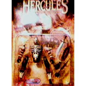 Hercules the Legendary Journeys - Mole-Man Action Figure with Exploding Body - 1