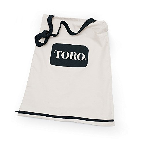 Toro 51503 Bottom Zip Replacement Bag, White (Leaf Bag For Toro Blower compare prices)