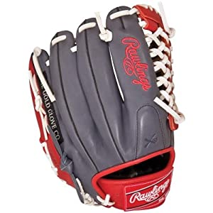 Rawlings GXLE5GSW Gamer XLE Series Baseball Glove 11.75 Inch (Right Handed Throw)
