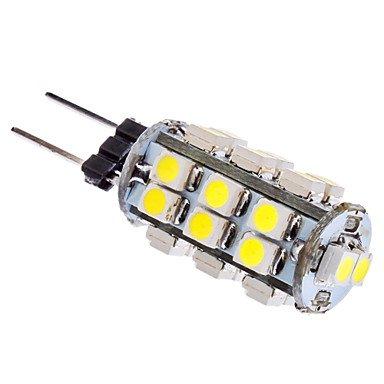 G4 1.5W 26xSMD3528 120-150LM 6000-6500K nat¨¹rliches wei?es Licht LED-Spot-Lampe (12V)