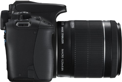 Canon EOS 100D Fotocamera Reflex Digitale, 18 Megapixel