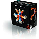 Lux Interlocking Versatile Building Blocks Construction Set ~ 200 Piece (Medium)