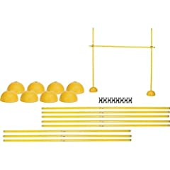 Buy Champion Sports Agility Hurdle Set by Champion Sports