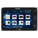 Raymarine e165 15.4-Inch Touchscreen Multi-Function Display with Lighthouse US Coastal Charts