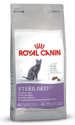 Royal Canin Sterilised 37 Dry Mix 10 kg
