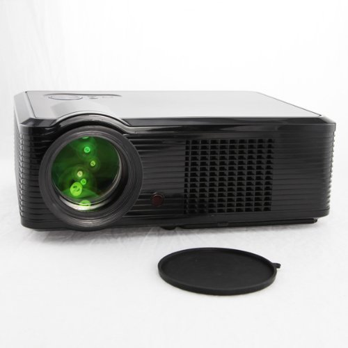 LED Home Theater Video Projector 1080P 2000L HDMI HD TV WII PS3 LED-33
