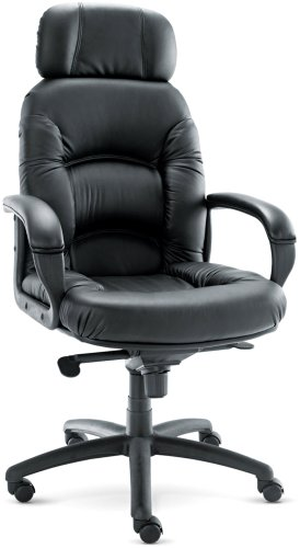 Alera Nico High-Back Swivel/Tilt Chair, Black