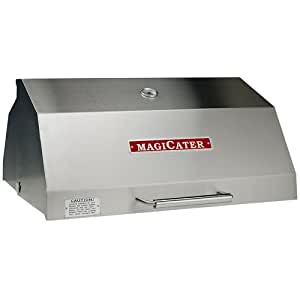 30 W Commercial Outdoor Grill Hood For