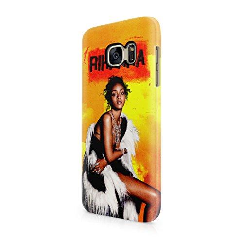 Rihanna-In-The-Sky-Grunge-Samsung-Galaxy-S7-Hard-Plastic-Case-Cover