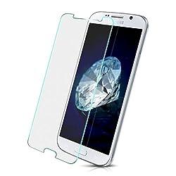 Samsung A7 (2016) Screen Protector - Kohinshitsu Ultra Permium Platinum Series Tempered Glass Screen Guard ( Anti fingerprint coating / Curved Edge ) for Samsung A7 2016 New Model
