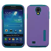 Incipio DualPro Case for Samsung Galaxy S4 Purple & Turquoise (Used - Non Retail Packaging)