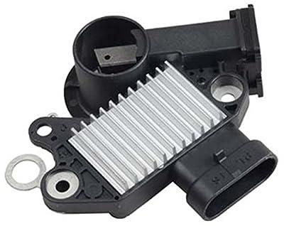 New Alternator Voltage Regulator W/ Brush Holder Assy, Fits Cheverolet Aveo 5 L4 1.6L 04-08, Pontiac Wave, Suzuki Swift+