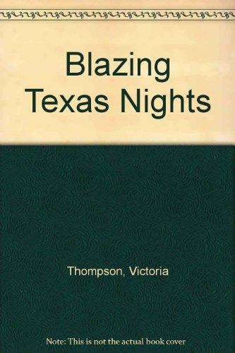 Blazing Texas Nights PDF