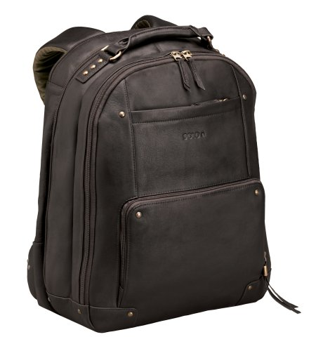 SOLO Vintage Leather Backpack