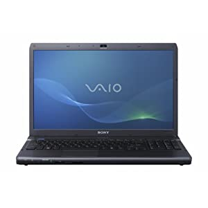 Sony VAIO VPC-F13YFX/B 16.4-Inch Widescreen Entertainment Laptop