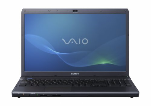 Sony VAIO VPC-F13WFX/BC 16.4-Inch Widescreen Entertainment Laptop (Black)
