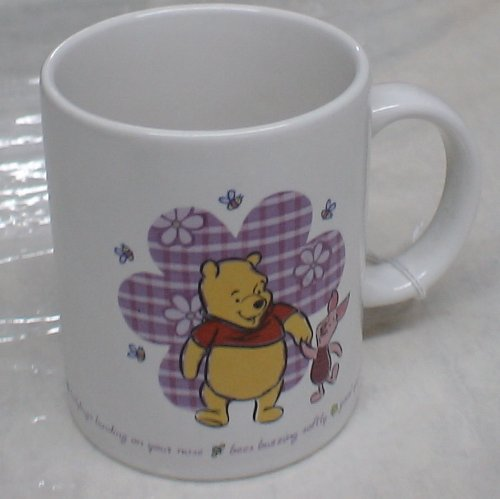 Disney Winnie The Pooh & Piglet Coffee Cup