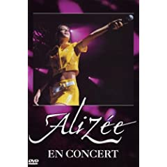 Alizée en concert - DVD
