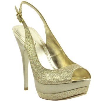 f88c8f09edf Gold Heels for Prom