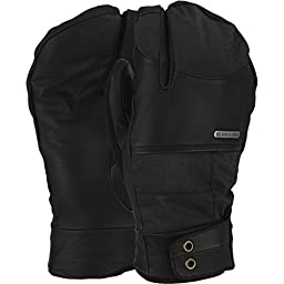Pow Gloves Tanto Trigger Mitten Black, XL
