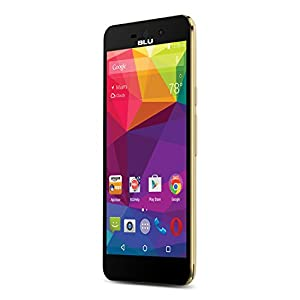 BLU Studio C Super Camera -Unlocked Smartphone - US GSM- Gold