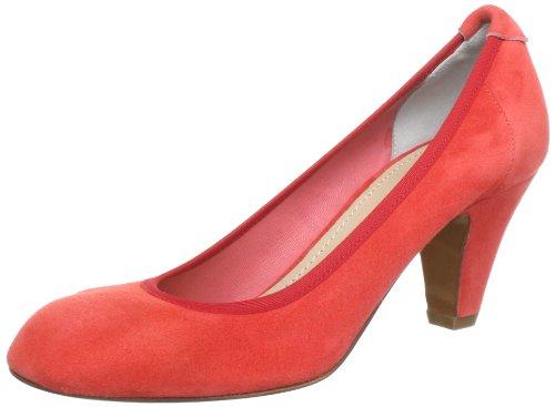 Julie Dee J1237, Scarpe col tacco donna, Rosso (Rot (CORALLO)), 41