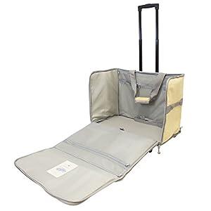 """BlueFig DS23 Designer Series 23"""" Wheeled Travel Bag"""