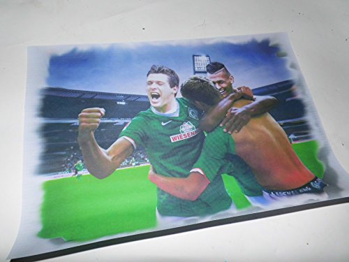 JUNUZOVIC e DAVIE SELKE - Top - stampata - direttamente dal artista 30 cm x 42 cm