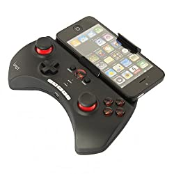 ipega Black Wireless Bluetooth Controller for iPhone 4/4s iPhone 5/5s iPad Samsung Galaxy S4/I9500 S3/I9300 PC