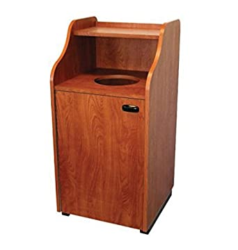 restaurant trash receptacle on shoppinder. Black Bedroom Furniture Sets. Home Design Ideas