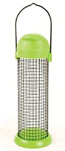 Alan Titchmarsh 20cm Peanut Flip Top Feeder