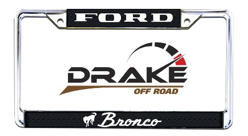 Ford Bronco Keychain Frame For Ford Bronco