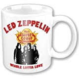Led Zeppelin No 1 Super Group Official Boxed Mug