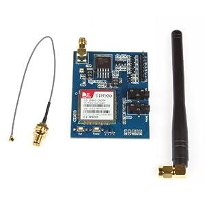 SainSmart SIM900 GSM/GPRS Function Module Adapter for Raspberry PI, Arduino
