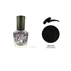 LA GIRL Glitter Addict Polish - LGNL456 Uninhibited