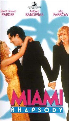 Miami Rhapsody [VHS]