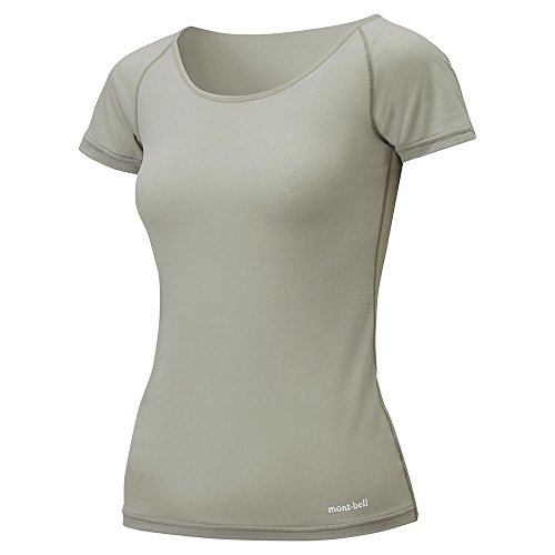 モンベル ジオライン クールメッシュ Tシャツ Women