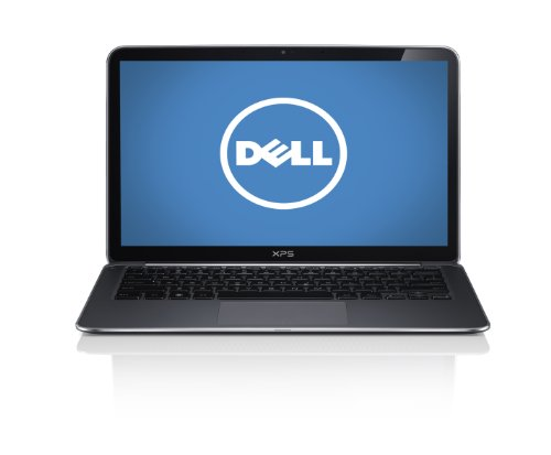 41HP4H2 VjL. SL500  Dell XPS XPS13 9001sLV 13 Inch Laptop (2nd Generation Intel Core i7 2637M, 256GB SSD, Backlit keyboard, USB 3.0, BlueTooth, Windows 7 Home Premium 64 bit) Silver