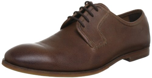 Clarks Euston Walk Derby Mens - Brown (7.5 UK)